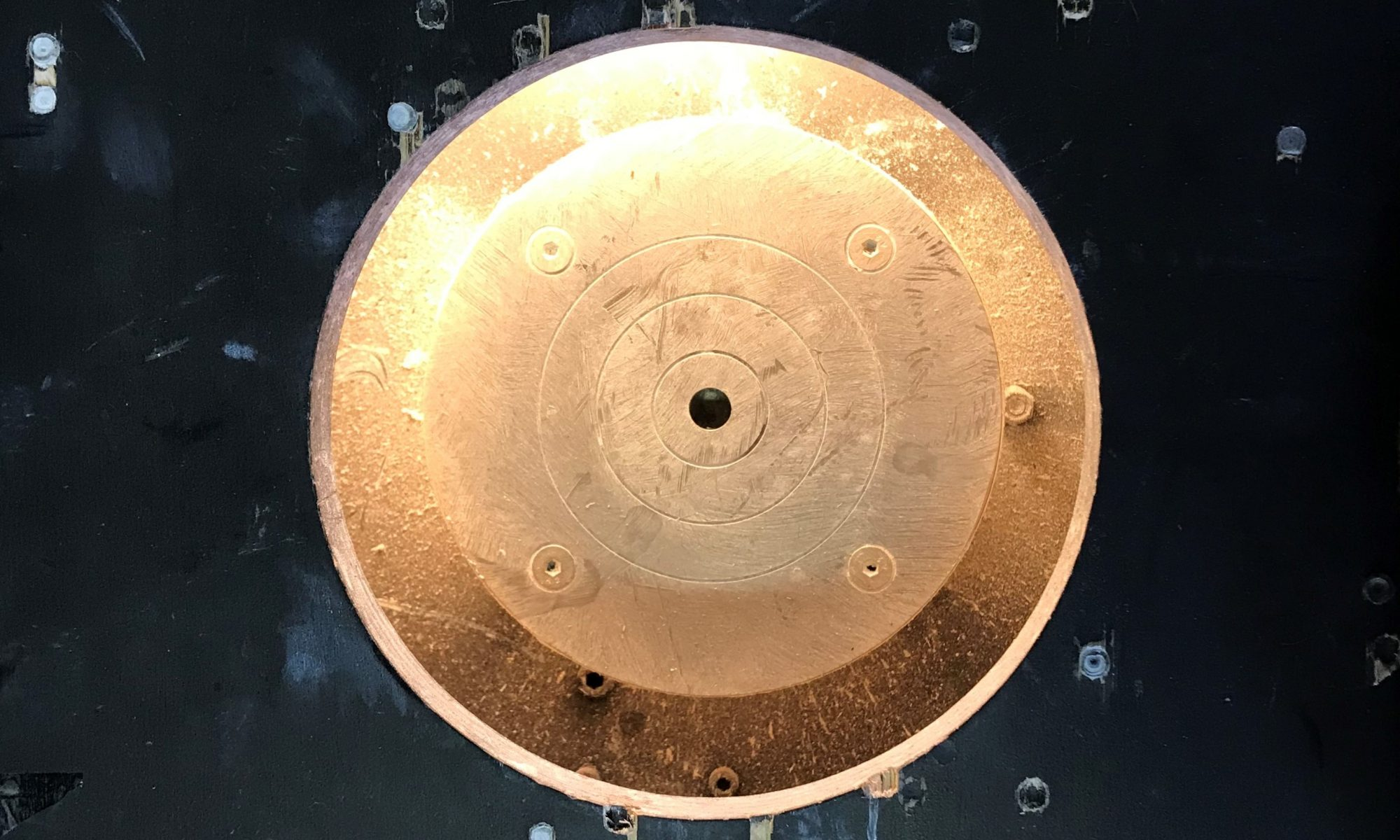 Lincolnshire Bell Target